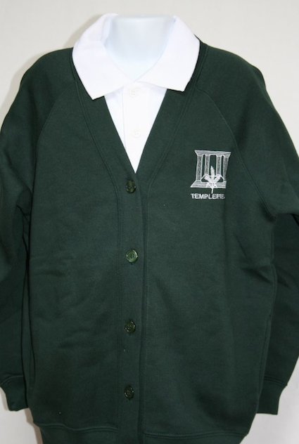 Templefield Lower School Cardigans