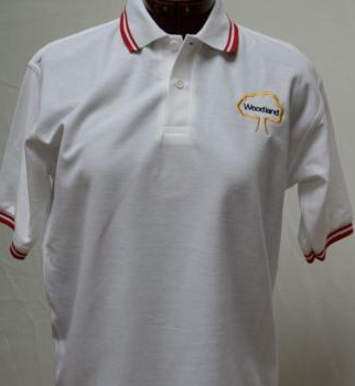 Woodland Middle School Uniform Polo Shirt